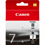 Canon 2444B001 (PGI-7 BK) Ink cartridge black, 570 pages, 25ml