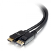C2G 3ft DisplayPort[TM] Male to HDMI[R] Male Passive Adapter Cable - 4K 30Hz