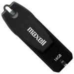 Maxell USB 360° 16GB USB flash drive USB Type-A 2.0 Black