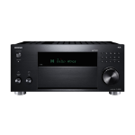 ONKYO TX-RZ830 9.2channels Surround 3D Black