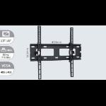 "Vivolink VLMW2355T TV mount 139.7 cm (55"") Black"