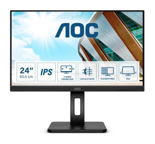 AOC Pro-line Q24P2Q LED display 60.5 cm (23.8