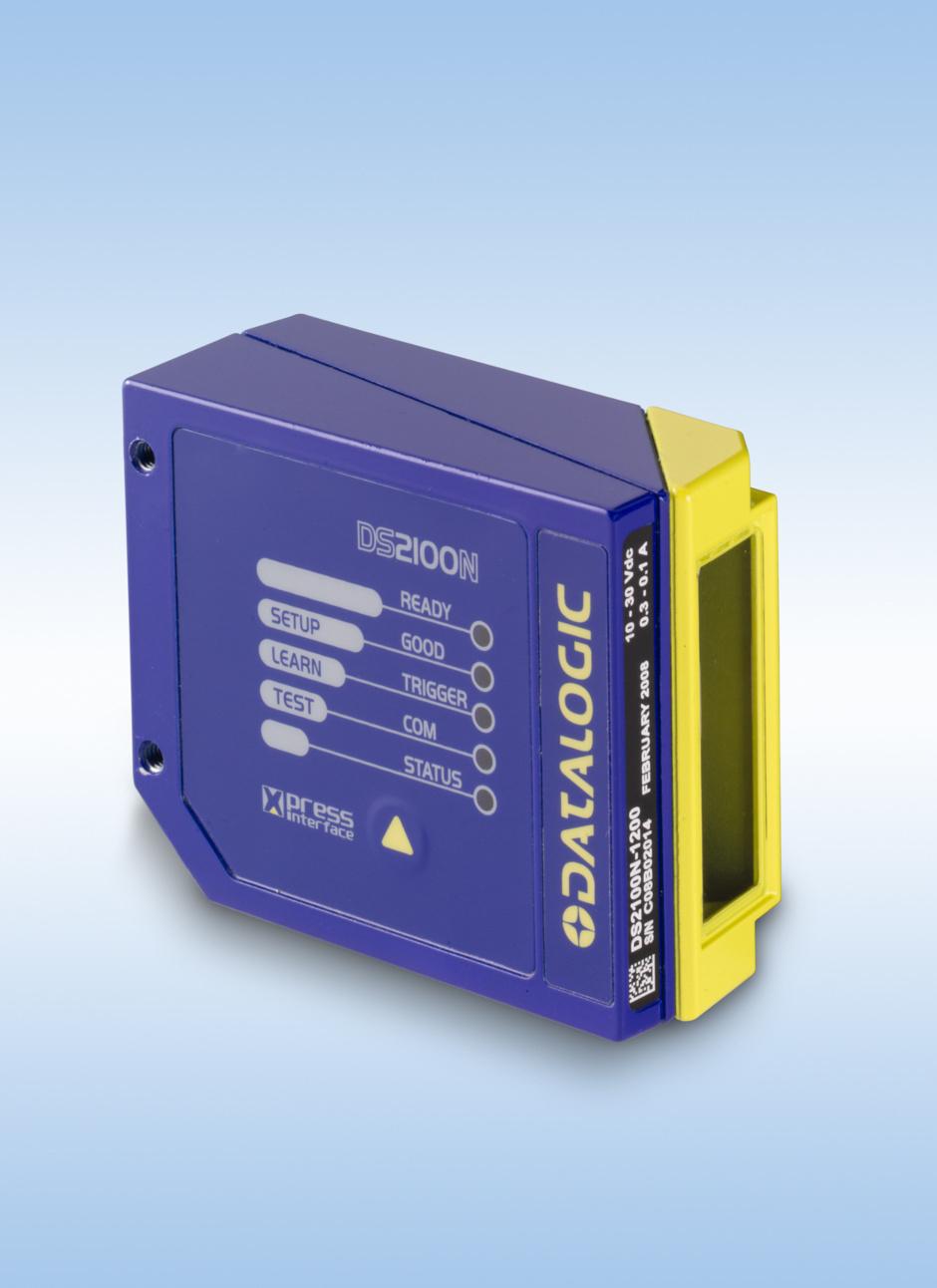 Datalogic DS2100N-2204 Azul, Amarillo