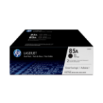 HP CE285AD (85A) Toner black, 1.6K pages @ 5% coverage, Pack qty 2