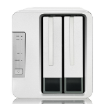 TerraMaster F2-210 NAS/storage server Desktop Ethernet LAN Grey RTD1296