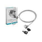 Microconnect NOTEBOOKL2 Silver cable lock