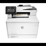 HP LaserJet Pro M477fdn Laser 27 ppm 600 x 600 DPI A4
