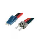 Hypertec 392332-HY fibre optic cable 3 m LC ST OS2 Yellow