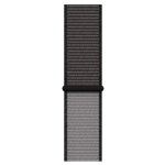 Apple MWTY2ZM/A smartwatch accessory Band Black,Grey Nylon