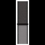 Apple MWTY2ZM/A smartwatch accessory Band Schwarz, Grau Nylon