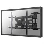 "Newstar LED-W550 75"" Black flat panel wall mount"