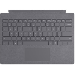 Microsoft Surface Go Signature Type Cover mobile device keyboard Charcoal Microsoft Cover port