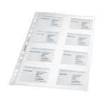 Leitz 47583003 Polypropylene (PP) Transparent folder