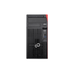 Fujitsu ESPRIMO P557 3.6GHz i7-7700 Desktop Black, Red PC