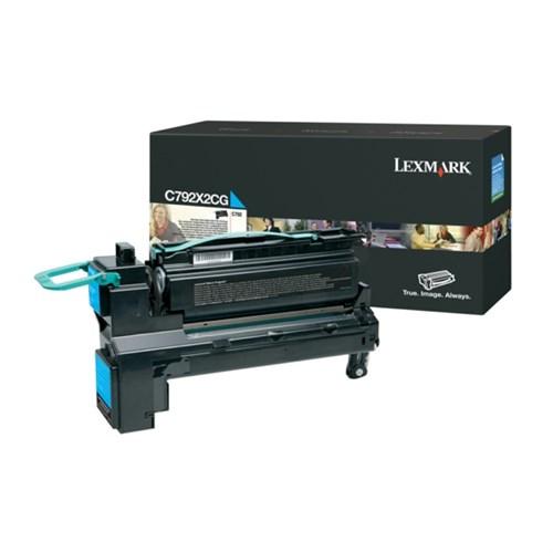 Lexmark C792X1KG Toner black, 20K pages