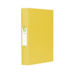 Q-CONNECT KF01473 ring binder A4 Yellow