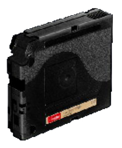 Imation 9840 Black Watch - 20/160GB Tape Cartridge 1.25 cm
