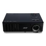 Acer P1360WBTi videoproyector 4000 lúmenes ANSI DLP WXGA (1280x800) Proyector instalado en el techo Negro