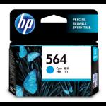 HP 564 Original Cyan 1 pc(s)