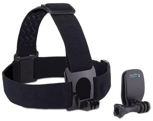 GoPro Head Strap + QuickClip Camera mount