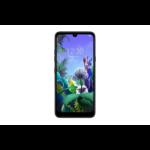 """LG Q60 LMX525EAW 15.9 cm (6.26"""") 3 GB 64 GB 4G Micro-USB Black Android 9.0 3500 mAh"""