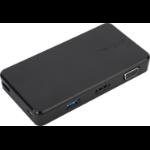 TARGUS US LLC UNIV DOCK USB3 TRAVEL DOCK DUAL VID