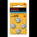 Kodak Hearing Aid 675 Single-use battery Zinc-Air