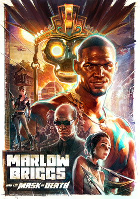 Nexway 769647 video game add-on/downloadable content (DLC) Video game downloadable content (DLC) PC Marlow Briggs and Mask of Death Español