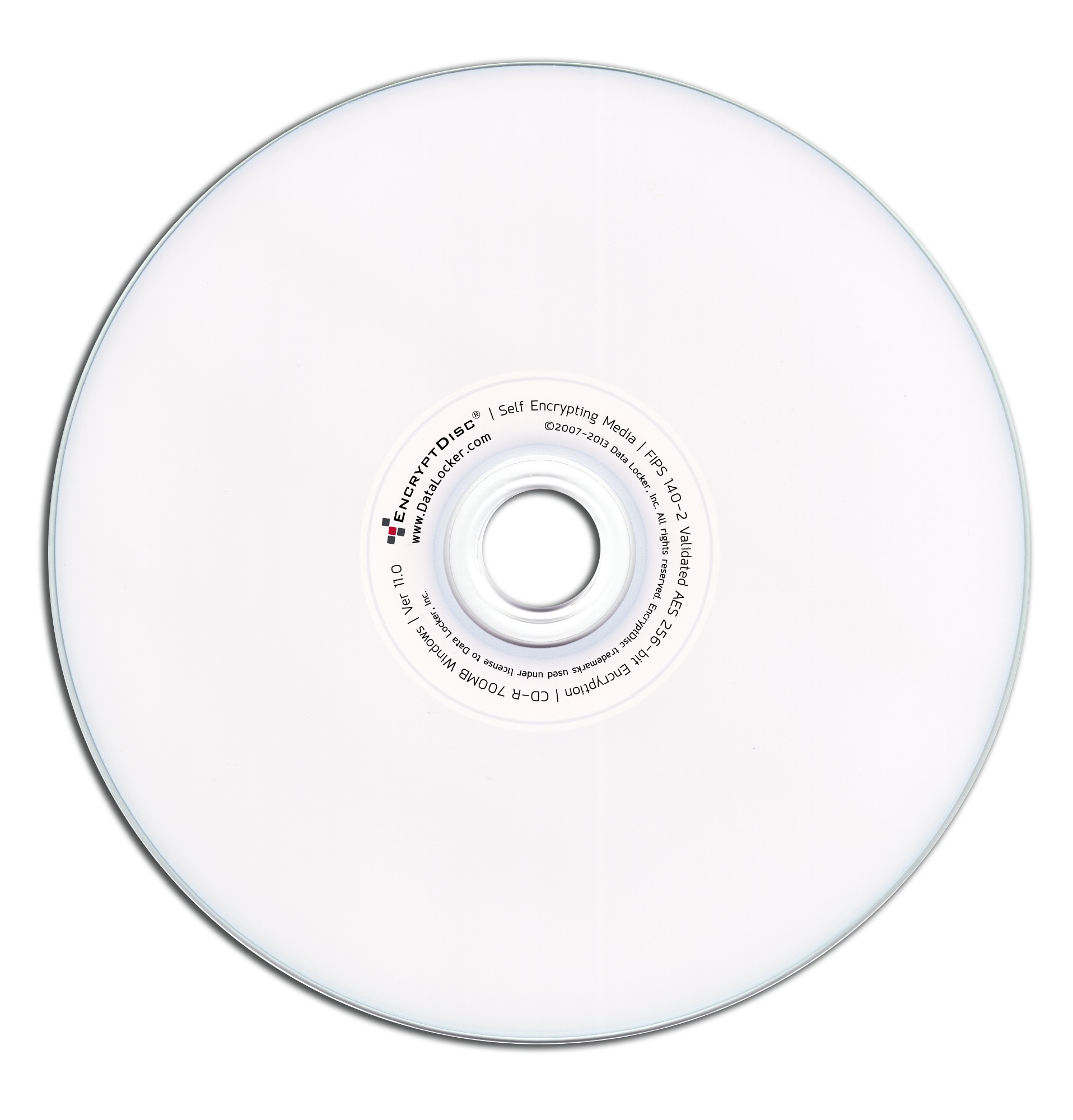 Datalocker Securedisk Self Encrypting Cd 10 Pack