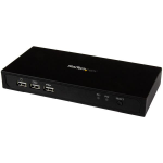 StarTech.com 2-port Mini DisplayPort KVM switch - USB 2.0 - 4K at 60Hz