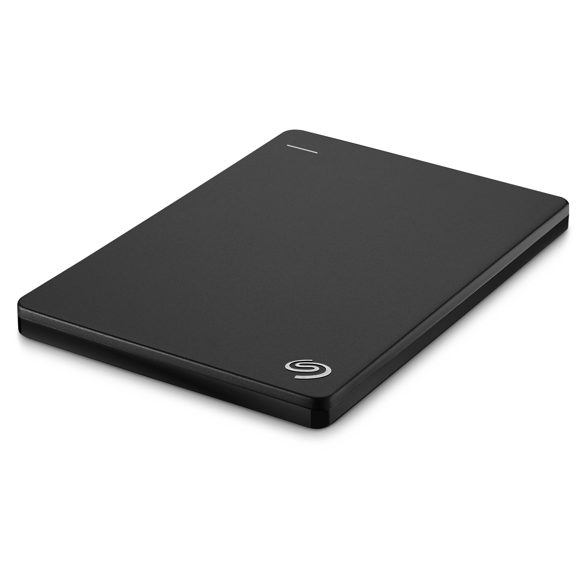 Seagate Backup Plus Slim 1tb 1000gb Black External Hard Drive