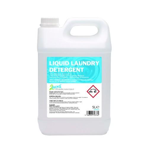 2Work 2W72375 laundry detergent