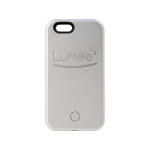 "LuMee IP6SPLUS-SIL 5.5"" Mobile phone cover Silver mobile phone case"