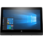 "HP ProOne 400 G2 50.8 cm (20"") 1600 x 900 pixels 6th gen Intel® Core™ i3 4 GB DDR4-SDRAM 500 GB Hybrid-HDD Wi-Fi 5 (802.11ac) Black,Silver All-in-One PC Windows 7 Professional"