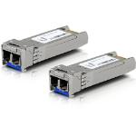 Ubiquiti Networks UF-SM-10G network transceiver module Fiber optic 10000 Mbit/s SFP+ 1310 nm