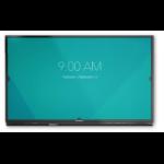 """Promethean ActivPanel Nickel interactive whiteboard 2.18 m (86"""") 3840 x 2160 pixels Touchscreen Black"""