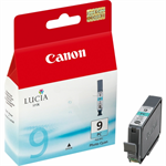 Canon 1038B001 (PGI-9 PC) Ink cartridge bright cyan, 1.15K pages @ 5% coverage, 14ml