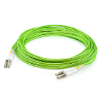 """AddOn Networks ADD-LC-LC-3M5OM5 fiber optic cable 118.1"""" (3 m) LOMM OM5 Green"""