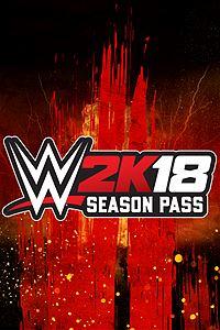 Microsoft WWE 2K18 Season Pass, Xbox One Video game add-on