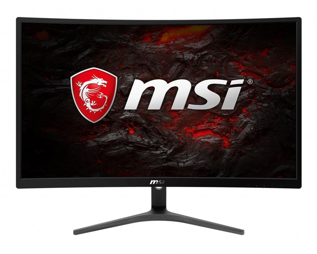 MSI G241VC 23.6 INCH FHD CURVE 75HZ FSYNC HDMI VGA