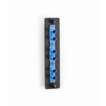 Black Box JPM450C ST 1pcs Black, Blue fiber optic adapter