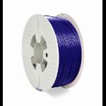 Verbatim 55055 3D printing material Polyethylene Terephthalate Glycol (PETG) Blue 1 kg