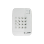 Lupus Electronics 12106 security access control system 868.6625 MHz White