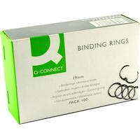 Q-Connect Binding Ring 19mm Pk100