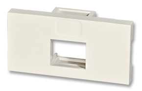 Lindy Single Snap-in Block White