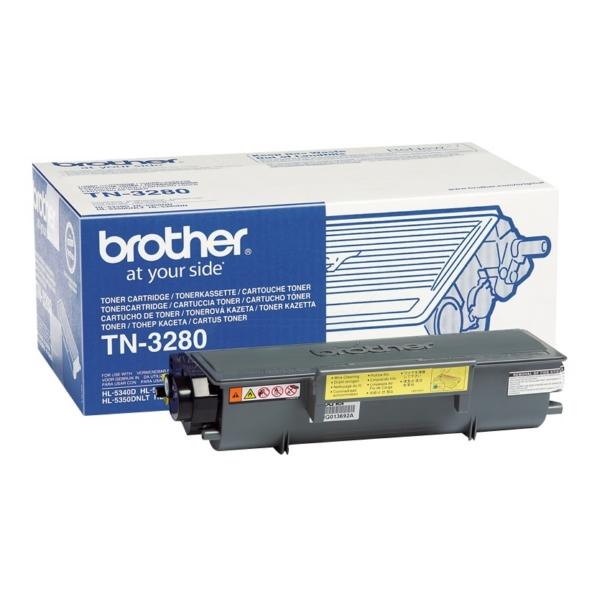 Brother TN-3280 Toner black, 8K pages