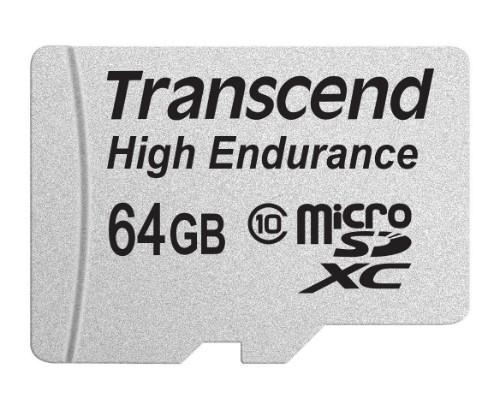 Transcend 64GB microSDXC memory card Class 10 MLC