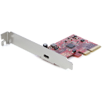 StarTech.com PEXUSB321C interface cards/adapter Internal USB 3.2 Gen 2 (3.1 Gen 2)