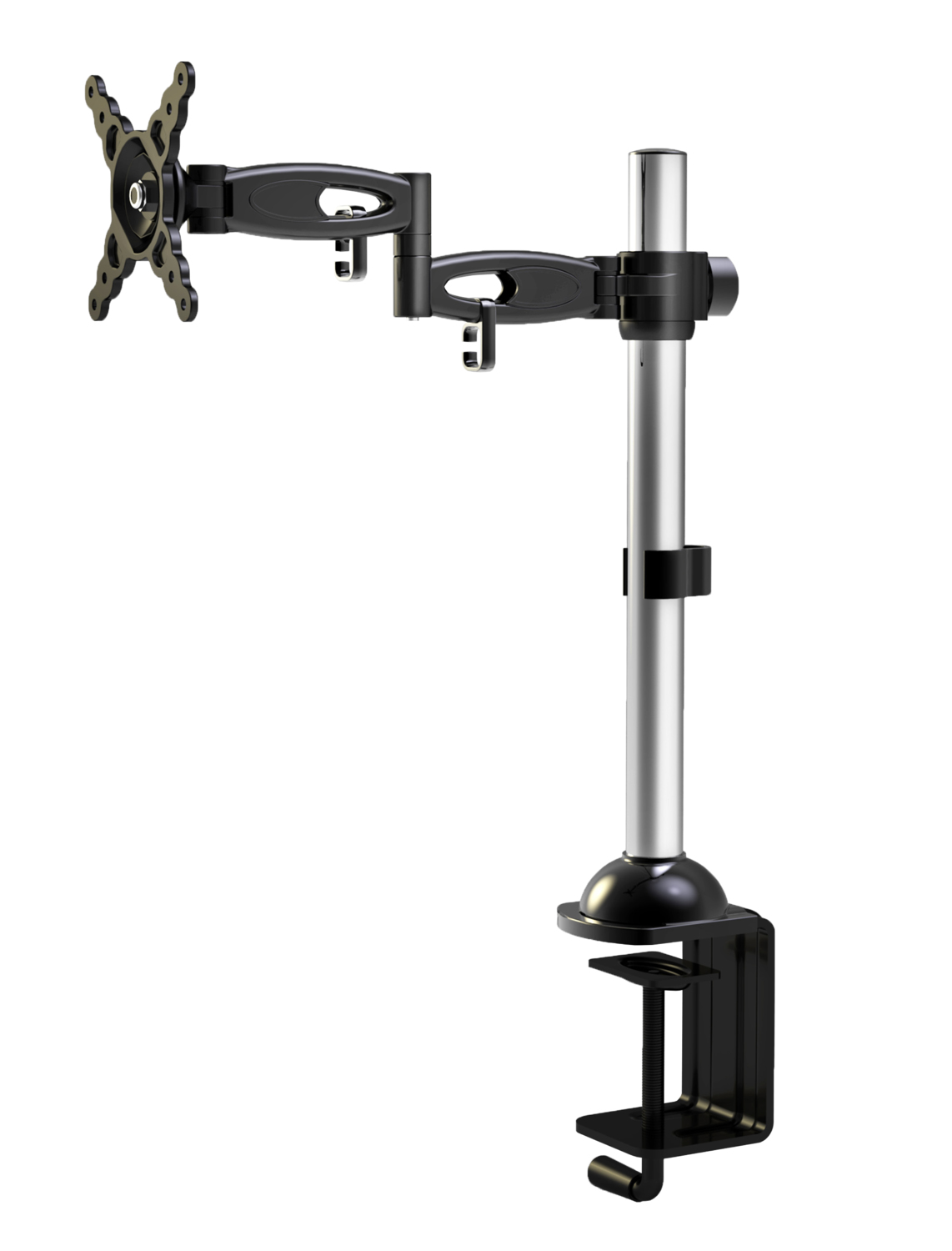"""V7   Full Motion Mounting Arm for Displays 10"""" to 24"""""""