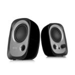 Edifier R12U 4W Black,Silver loudspeaker